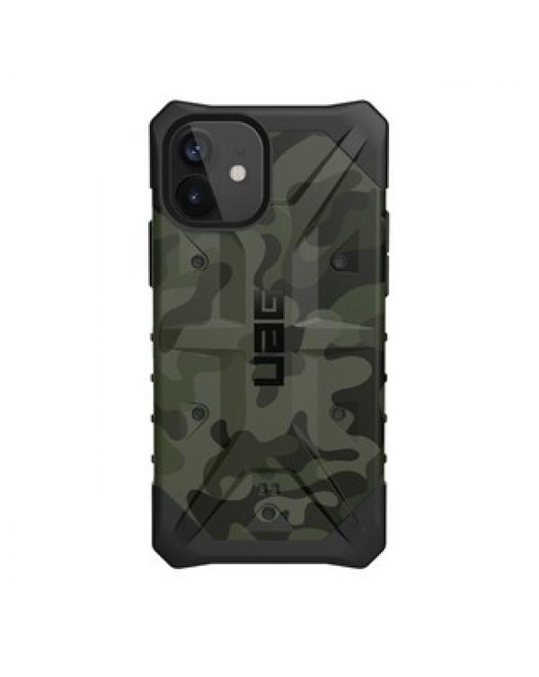 iPhone 12/12 Pro UAG Green/Black (Forest Camo) Pathfinder SE Case