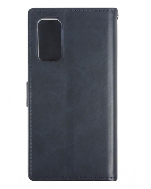 Mercury Bluemoon Diary for Samsung Galaxy S20 5G (G781)/Galaxy S20 (G780) Navy