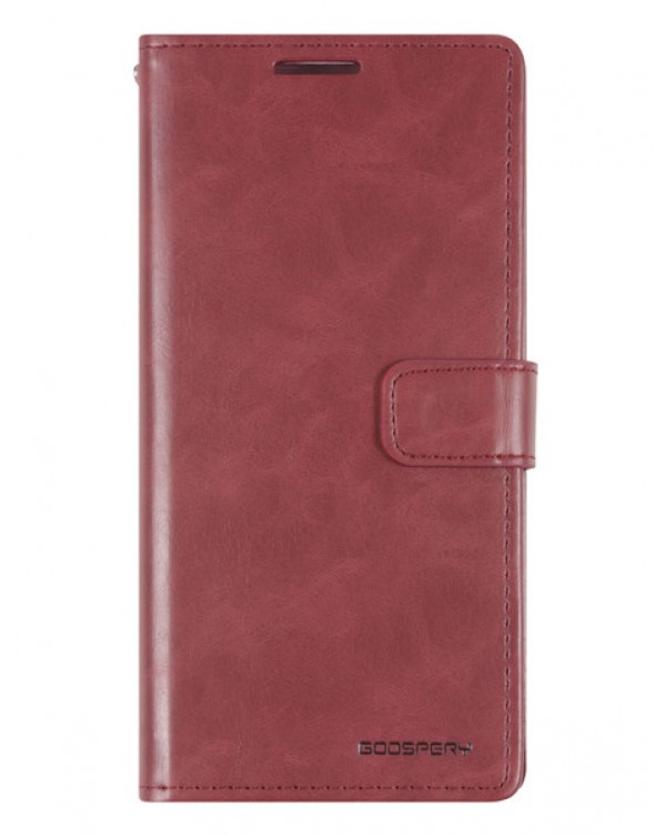 Mercury Bluemoon Diary for Samsung Galaxy S20 Plus 5G (G781)/Galaxy S20 Plus (G780) Wine