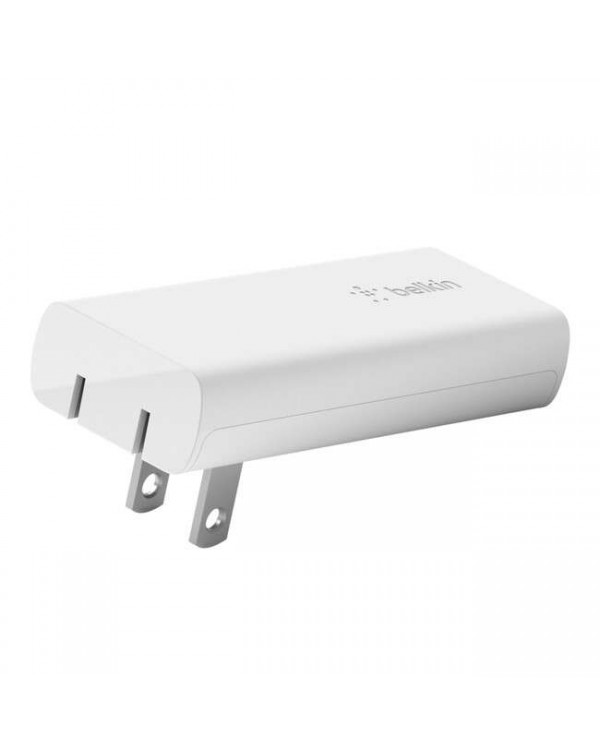 Belkin - Wall Charger Boost Charge Pro 18W USB-C Power DeliveryGaN White