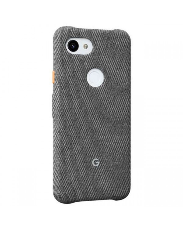 Google - Fabric Case Fog (Cement) for Google Pixel 3a
