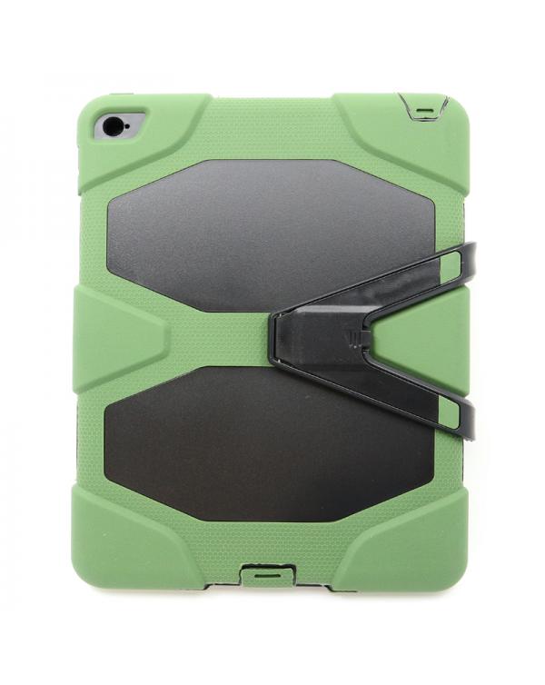 Capsul Combat Series Case for Apple iPad Mini 5 /iPad Mini 4/black/green