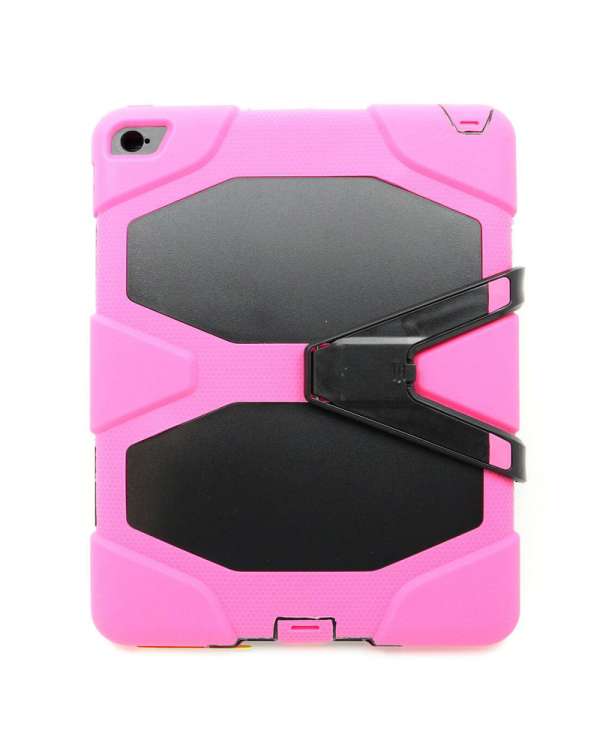 Capsul Combat Series Case for Apple iPad Mini 5 /iPad Mini 4/Hot/pink/black