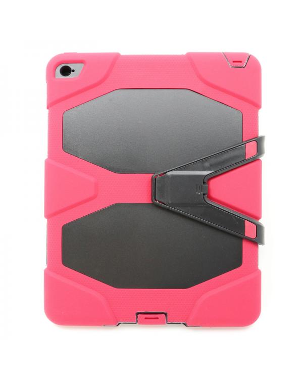 Capsul Combat Series Case for Apple iPad Mini 5 /iPad Mini 4/black/red