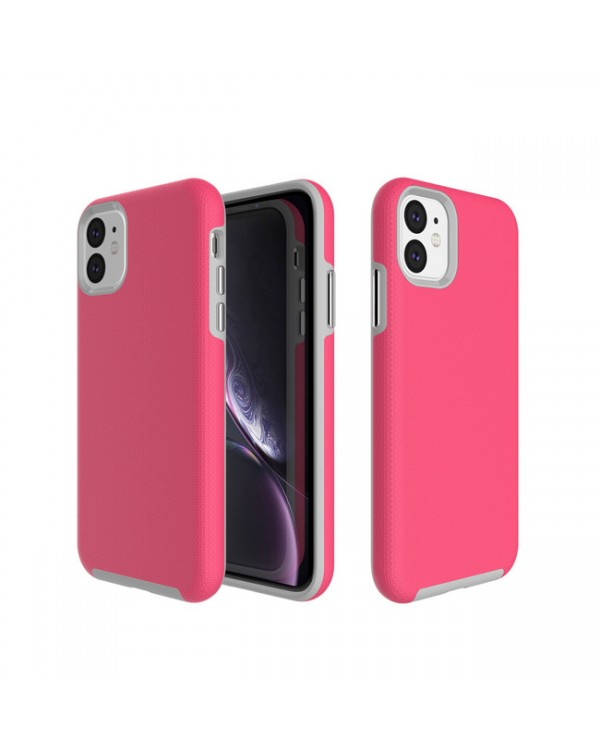 Blu Element - Armour 2X Case Pink for iPhone 11/XR