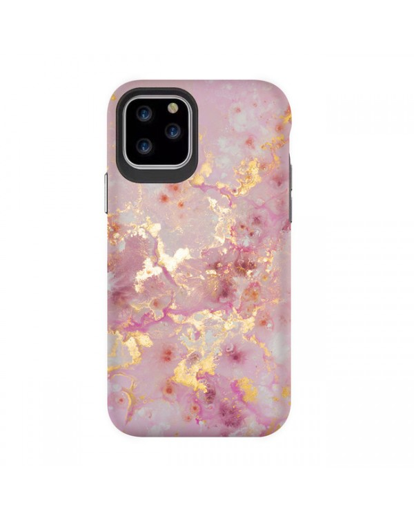 Blu Element - Mist 2X Fashion Case Cherry Blossom Matte for iPhone 11/XR