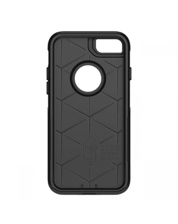 Otterbox - Commuter Protective Case Black for iPhone SE 2020/8/7