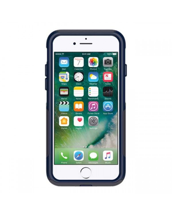 Otterbox - Commuter Protective Case Indigo Way (Blue) for iPhone SE 2020/8/7