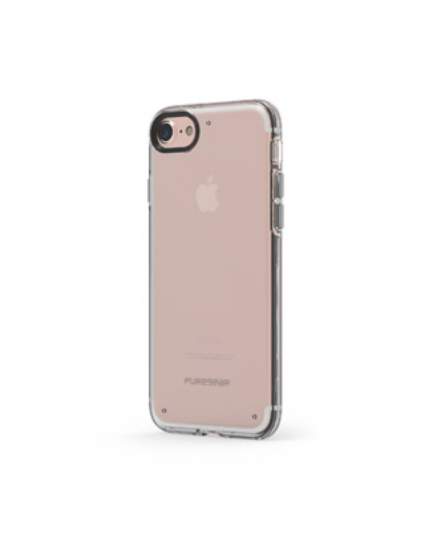 iPhone SE (2020)/8/7 PureGear Clear Slim Shell Case