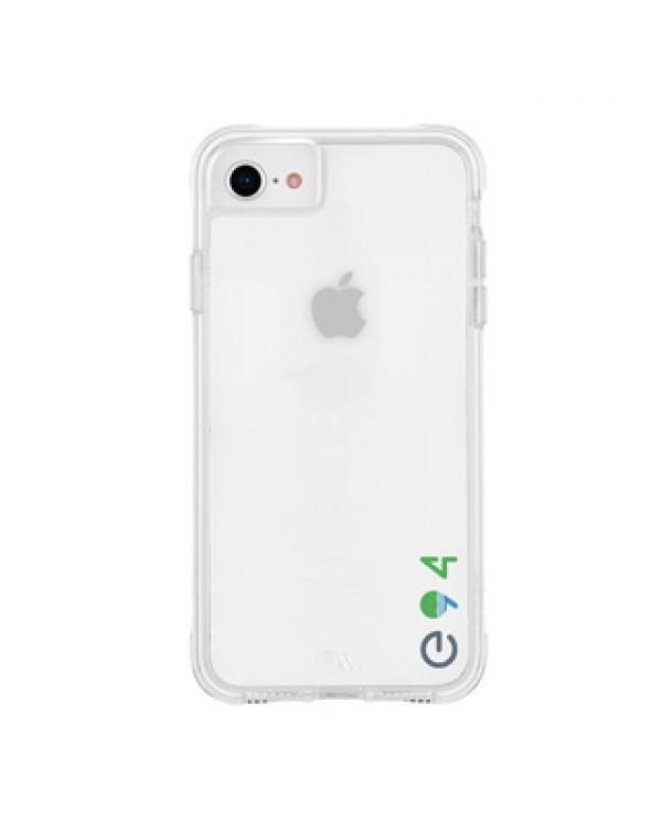iPhone SE (2020)/8/7/6S/6 Case-Mate Clear ECO94 Case