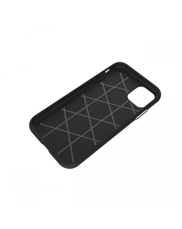 Blu Element - Armour 2X Case Black for iPhone 11/XR