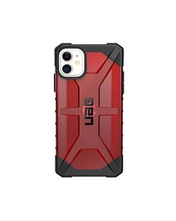 iPhone 11/XR UAG Red/Black (Magma) Plasma Case