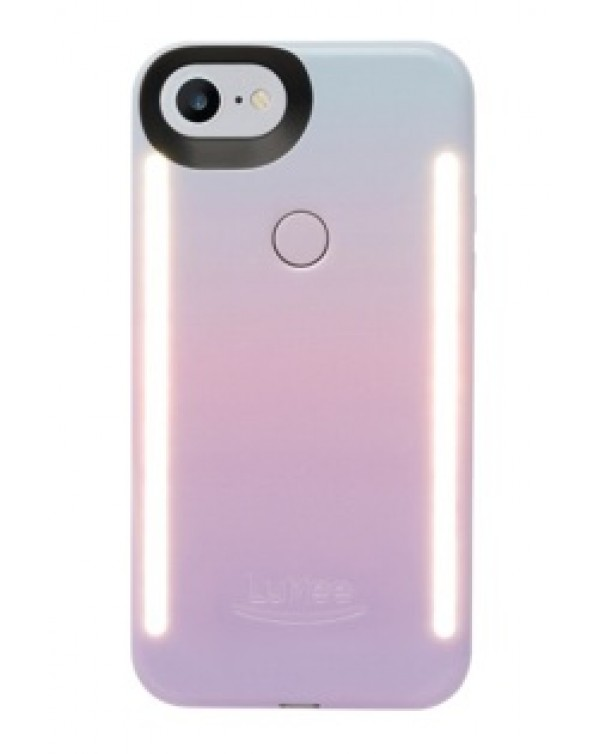 LuMee Duo LED Cascade Case for iPhone 7/8/SE 2nd generation Cascade