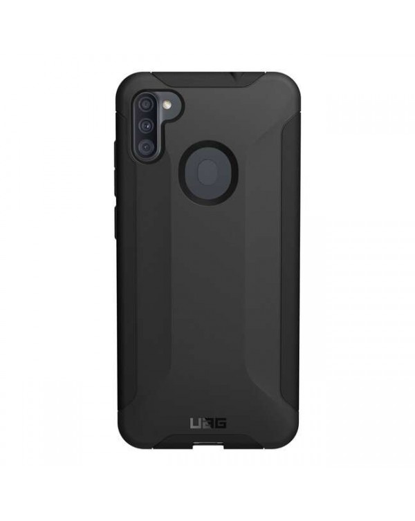 UAG - Scout Rugged Case Black for Samsung Galaxy A11