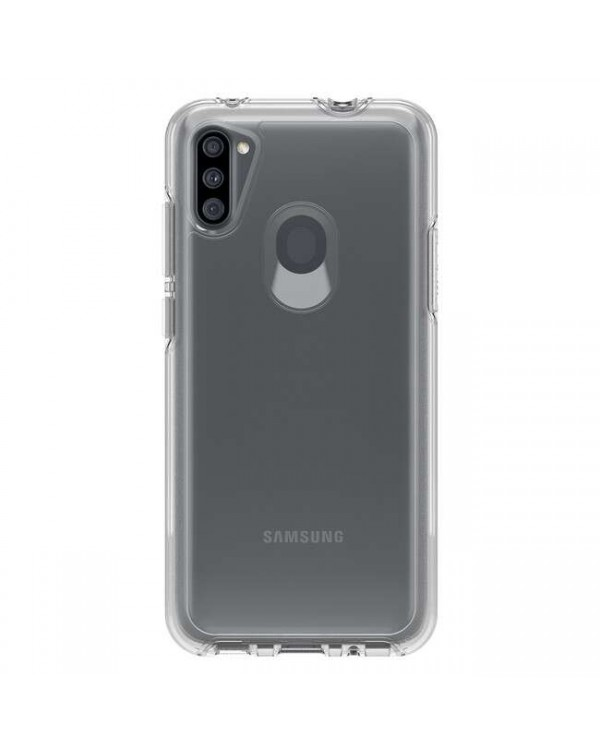 Otterbox - Symmetry Clear Protective Case Clear for Samsung Galaxy A11