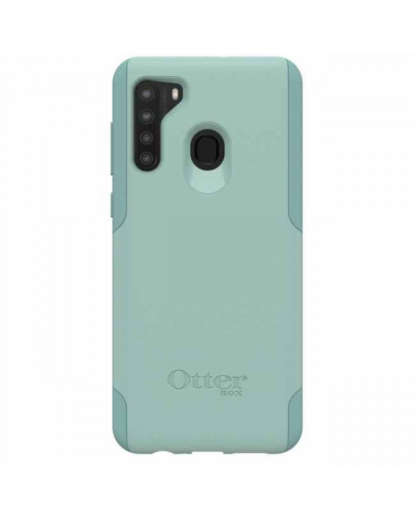Otterbox - Commuter Lite Protective Case Mint Way for Samsung Galaxy A21
