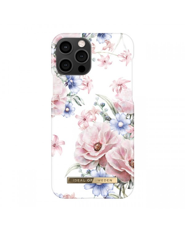 Ideal of Sweden - Fashion Case Floral Romance for iPhone 12/12 Pro
