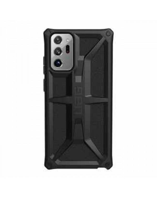 UAG - Monarch Rugged Case Black for Samsung Galaxy Note20 Ultra