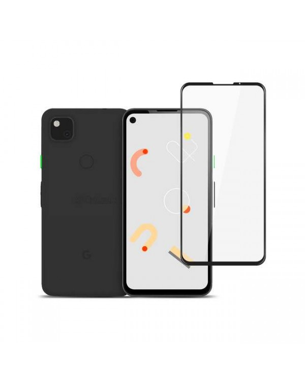 Blu Element - Tempered Glass Screen Protector for Google Pixel 4a