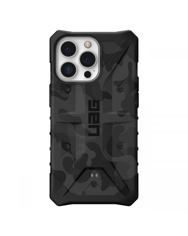 UAG - Pathfinder SE Rugged Case Midnight Camo for iPhone 13 Pro