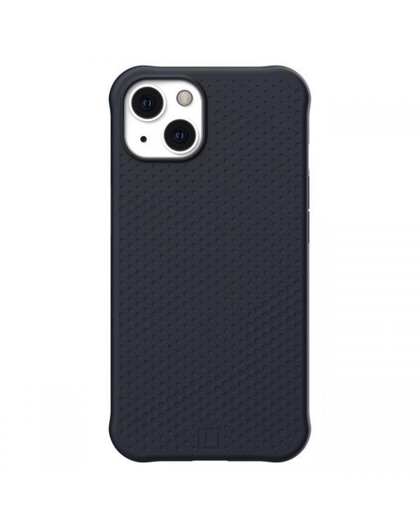 UAG - [U] Dot Silicone Case Black for iPhone 13 Pro