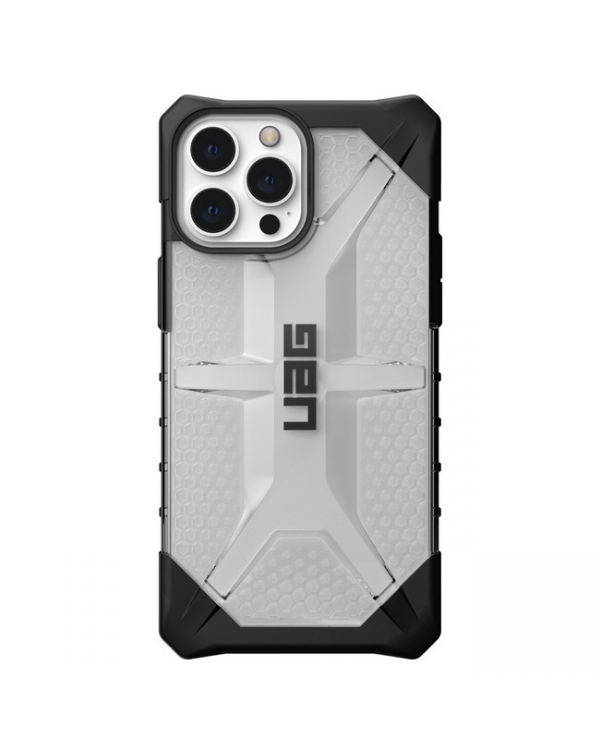 UAG - Plasma Rugged Case Ice (Clear) for iPhone 13 Pro