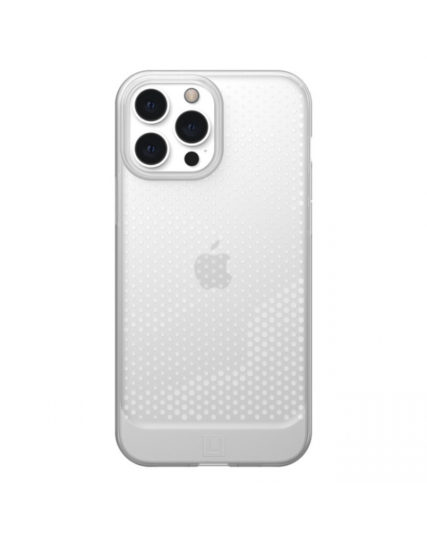 UAG - [U] Lucent Softshell Case Ice (Clear) for iPhone 13 Pro