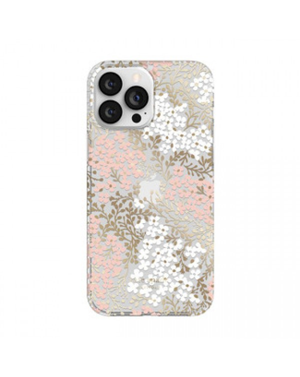 Kate Spade - Protective Hardshell Case Multi Floral for iPhone 13 Pro