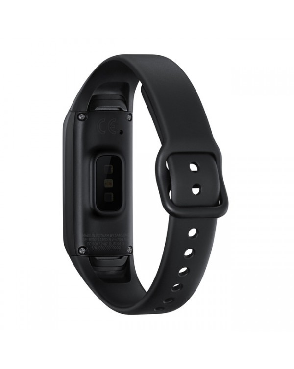 Samsung - Galaxy Fit Fitness Tracker Black