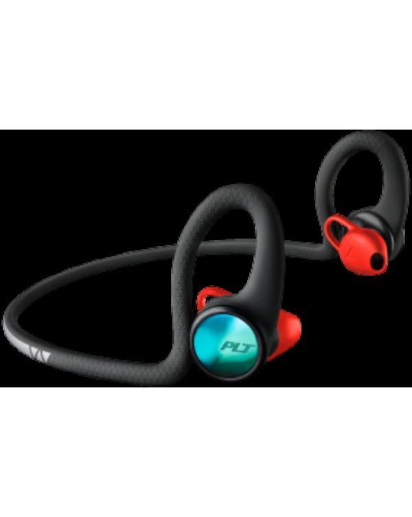 Plantronics - BackBeat FIT 2100 Wireless Earbuds Headphones Black