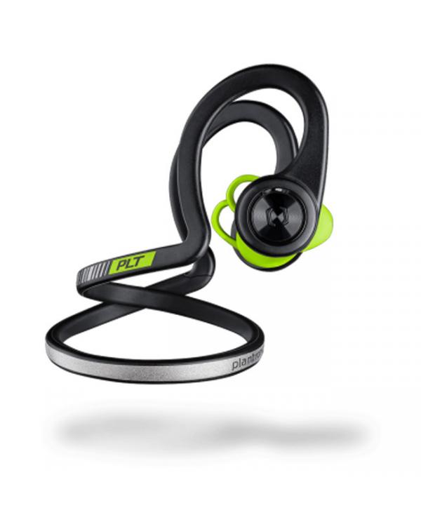 Plantronics - BackBeat Fit TE BT Headphones Black Core