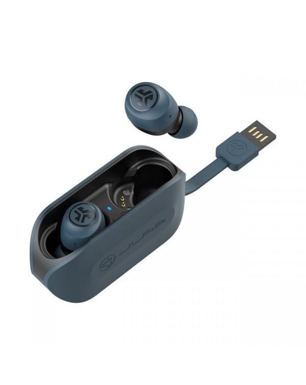 JLab Audio - GO Air True Wireless Earbuds Navy