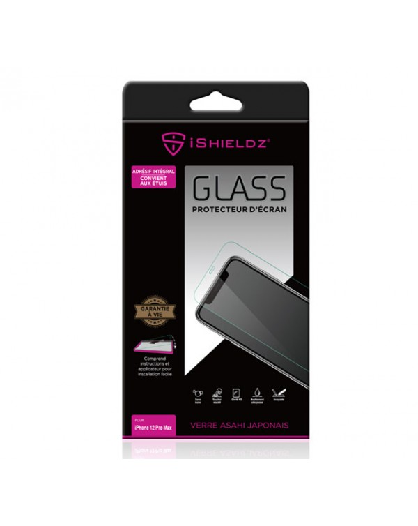 Apple IPhone 12 Pro Max IShieldz Tempered Glass Screen Protector