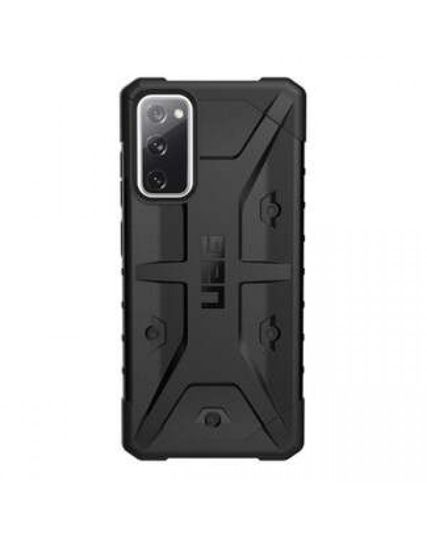 UAG - Pathfinder Rugged Case Black for Samsung Galaxy S20 FE