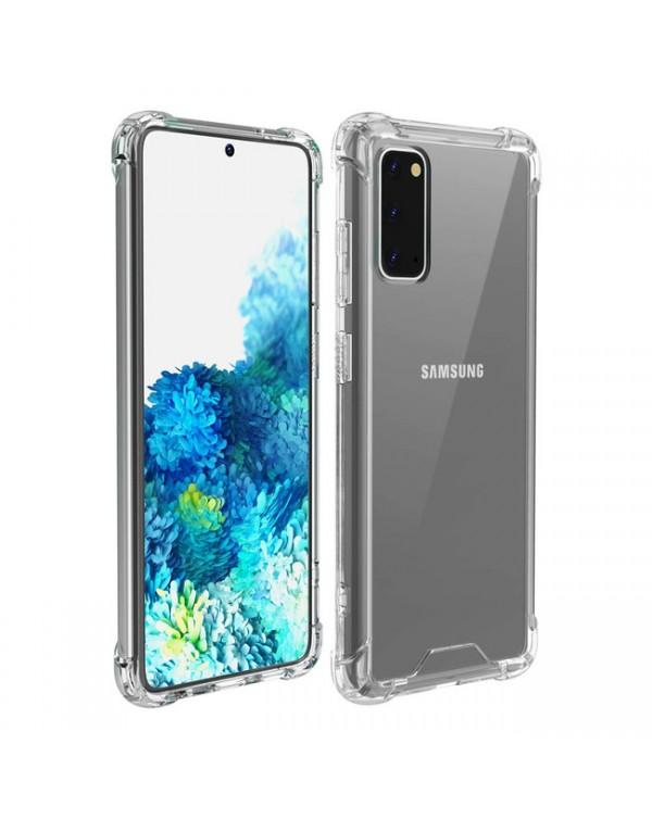 Blu Element - DropZone Rugged Clear for Samsung Galaxy S20 FE