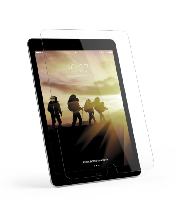 UAG - Screen Protector Clear for iPad 9.7 2018/iPad 9.7 2017/iPad Air 2/Air
