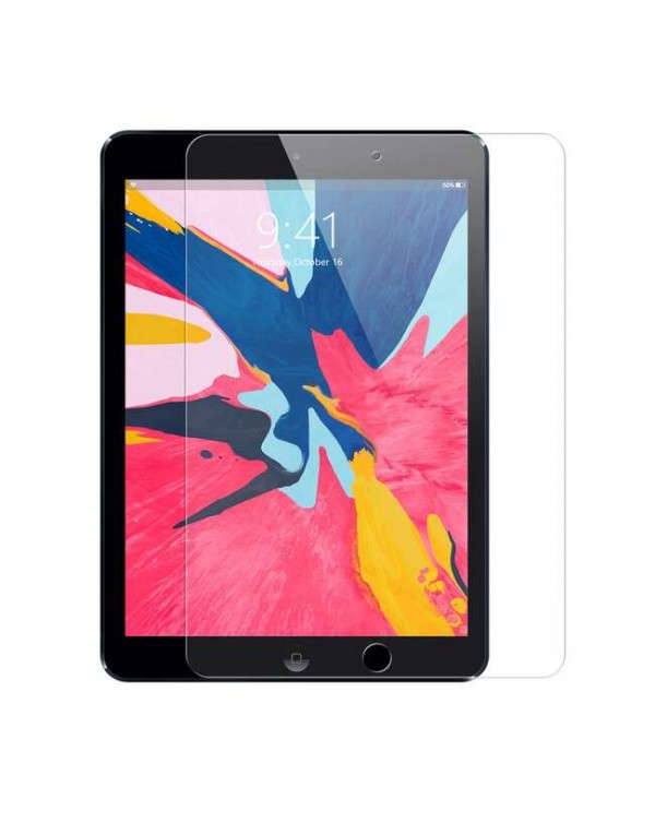 Blu Element - Tempered Glass Screen Protector for iPad 9.7 2018/iPad 9.7 2017/iPad Air 2/iPad Air