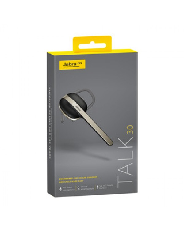 Jabra Talk 30 Mono Bluetooth Headset