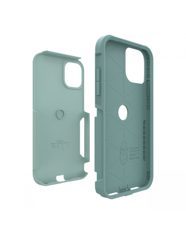 Otterbox - Commuter Protective Case Mint Way (Surf Spray/Aquifer) for iPhone 11