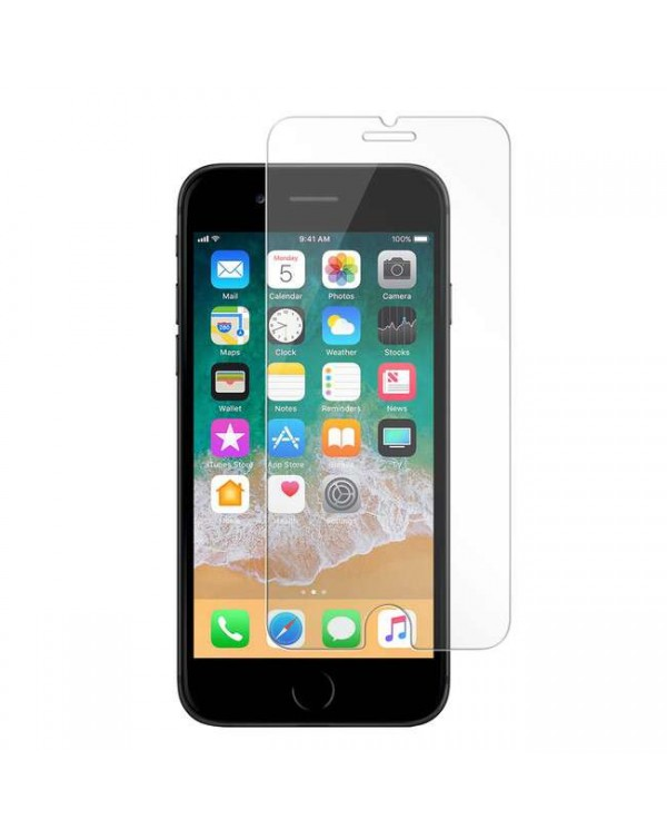Blu Element - Tempered Glass Screen Protector for iPhone 8 Plus/7 Plus/6S Plus/6 Plus