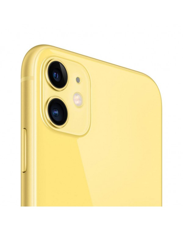 Apple IPhone 11 Yellow 64 GB (Pre-Owned)