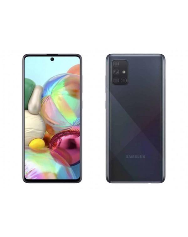 Galaxy A71 128GB New - Dual Sim - Unlocked - Black