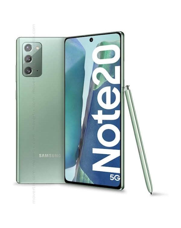 Samsung Galaxy Note 20 (Mystic Green)