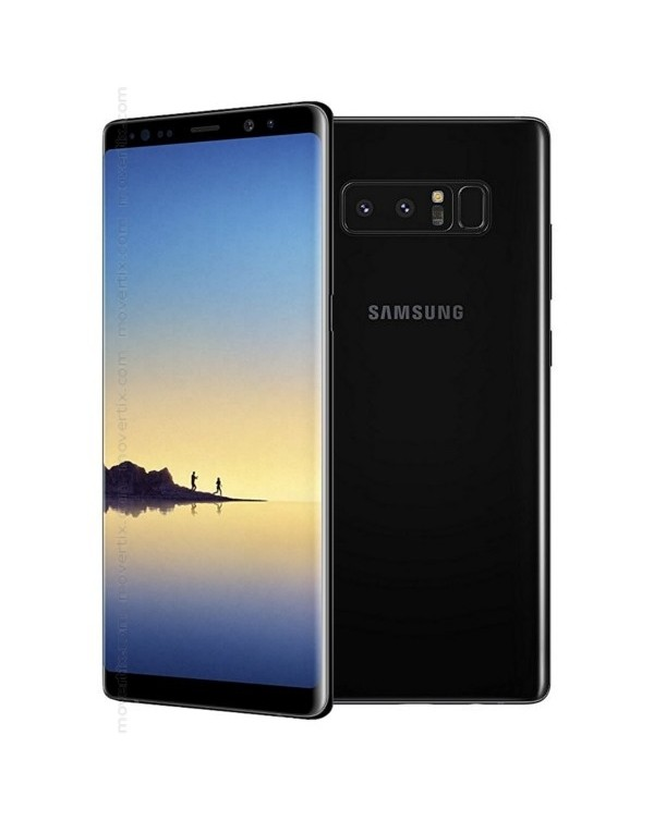 Samsung Galaxy Note 8 Black (Pre-Owned)