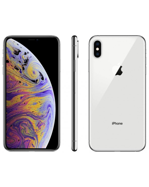 Apple IPhone XS Max 256GB Silver (Pre-Owned)