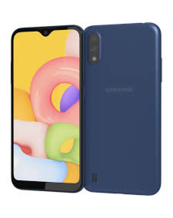 Samsung Galaxy A01 32GB New - Dual Sim - Unlocked - Blue