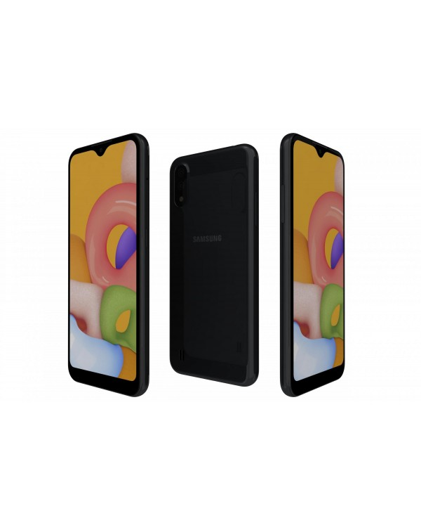 Samsung Galaxy A01 32GB New - Dual Sim - Unlocked - Black