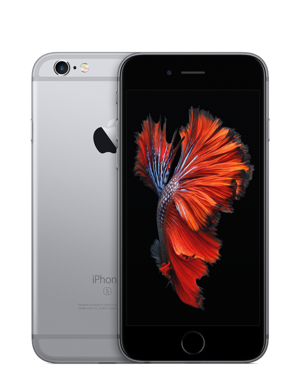 Apple IPhone 6S 32GB Space Grey (Pre-Owned)