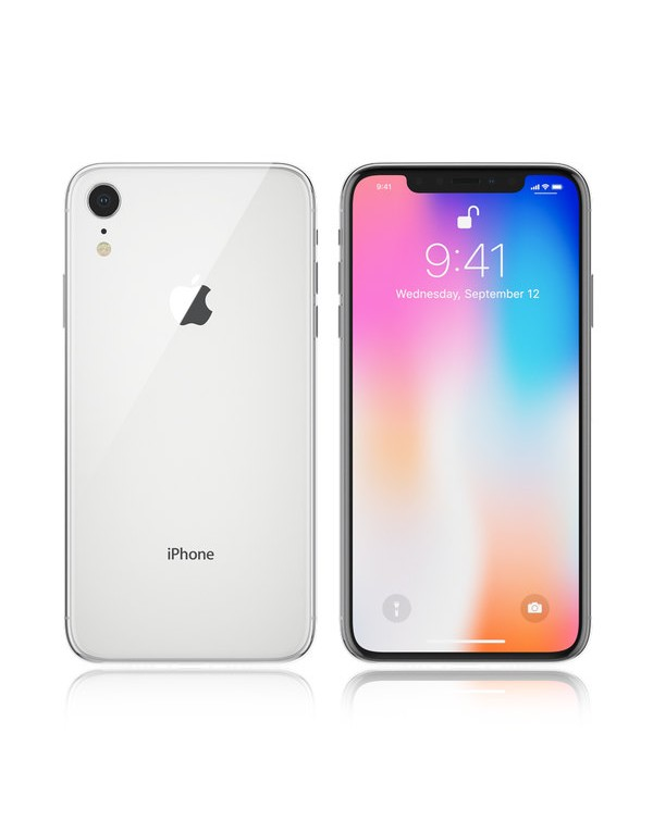 IPhone XR 64GB White (Pre-Owned)