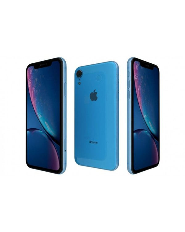 IPhone XR 64GB Blue (Pre-Owned)